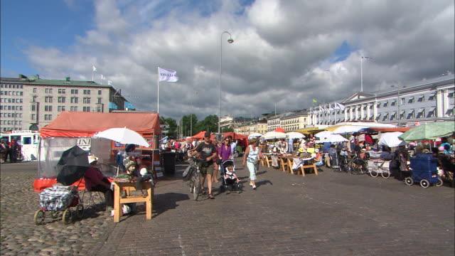 Market to Statue, Helsinki, Finland