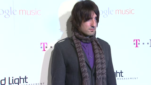 marko desantis at red light management postgrammy celebration hosted by tmobile and google music on 2/12/12 in los angeles ca - google brand name stock videos and b-roll footage