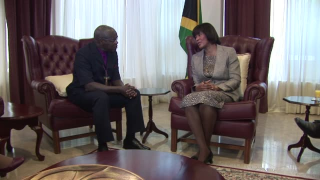 2012 marks one of the most important years in jamaica's history the 50th anniversary of her independence to help launch celebrations the most... - emma brumpton stock videos & royalty-free footage