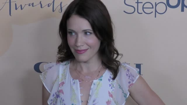 marla sokoloff at the step up 14th annual inspiration awards at the beverly hilton hotel on june 02 2017 in beverly hills california - marla sokoloff stock videos & royalty-free footage