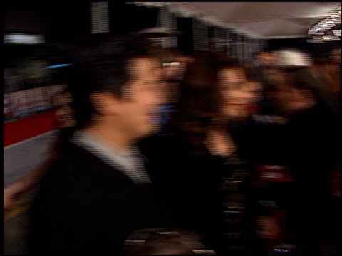 marla sokoloff at the 'sugar and spice' premiere at the bruin theatre in westwood california on january 24 2001 - marla sokoloff stock videos & royalty-free footage