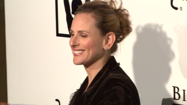 marlee matlin at the billies at the international ballroom at the beverly hilton in beverly hills california on april 11 2007 - marlee matlin video stock e b–roll
