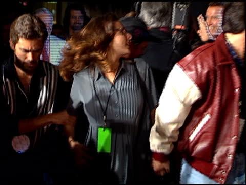 marlee matlin at the planet hollywood entrances on september 17 1995 - marlee matlin video stock e b–roll
