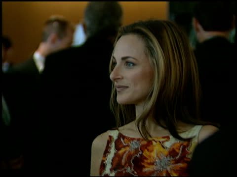 marlee matlin at the rpi vision awards at the beverly hilton in beverly hills california on june 20 1998 - marlee matlin video stock e b–roll