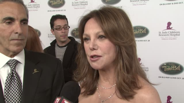 Marlo Thomas at the 5th ANNUAL Runway For Life BENEFITING ST JUDE CHILDREN'S RESEARCH HOSPITAL at Los Angeles CA