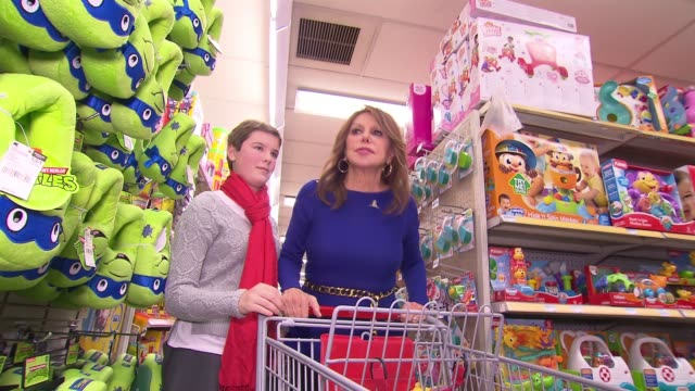 INTERVIEW Marlo Thomas says Kmart is a special partner they have great toys and a great heart at Kmart Welcomes Marlo Thomas And St Jude Patients For...