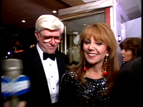 Marlo Thomas with Phil Donahue says she is very excited to see the film