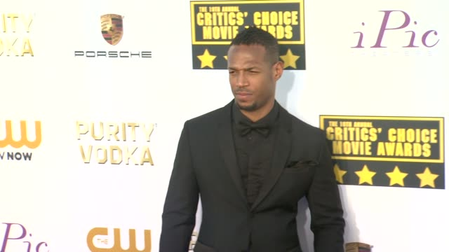 Marlon Wayans at 19th Annual Critics' Choice Movie Awards Arrivals at The Barker Hanger on in Santa Monica California