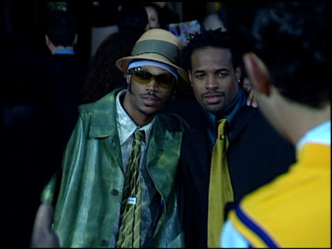 marlon wayans at the blockbuster awards 2001 at the shrine auditorium in los angeles, california on april 10, 2001. - shrine auditorium stock videos & royalty-free footage