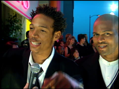 marlon wayans at the comedy awards 95 at the shrine auditorium in los angeles california on february 26 1995 - ジャーマンコメディアワード点の映像素材/bロール