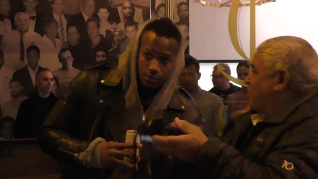 Marlon Wayans has dinner at Catch Restaurant in West Hollywood in Celebrity Sightings in Los Angeles