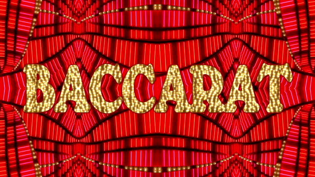 BACCARAT Marquee