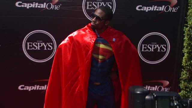 marquette king at the 2015 espys at microsoft theater on july 15 2015 in los angeles california - microsoft theater los angeles stock videos and b-roll footage