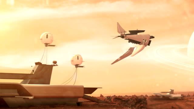mars exploration - weltraum mission stock-videos und b-roll-filmmaterial