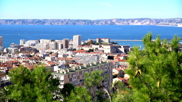 HA Marseille Stadtbild Aufnahmen