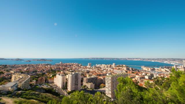 T/L Marseille cityscape
