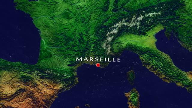 Marseille zoom avant