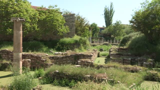 Marshy Ruins, Aphrodisias, Turkey