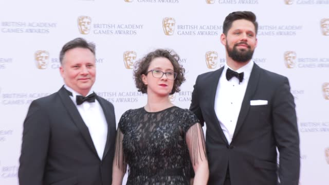 marta fijak on april 04 2019 in london united kingdom - british academy television awards stock videos & royalty-free footage