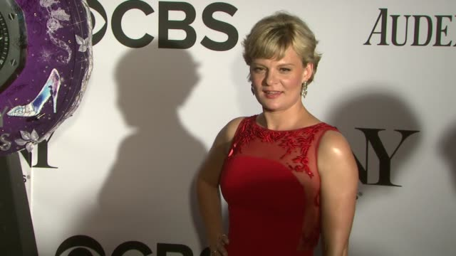 Marth Plimpton at The 67th Annual Tony Awards Arrivals at Radio City Music Hall on June 09 2013 in New York New York