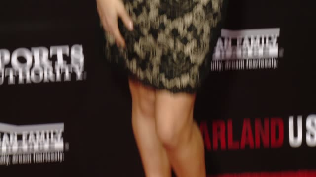 "martha higareda at the ""mcfarland, usa"" los angeles premiere at the el capitan theatre on february 09, 2015 in hollywood, california. - el capitan theatre stock videos & royalty-free footage"