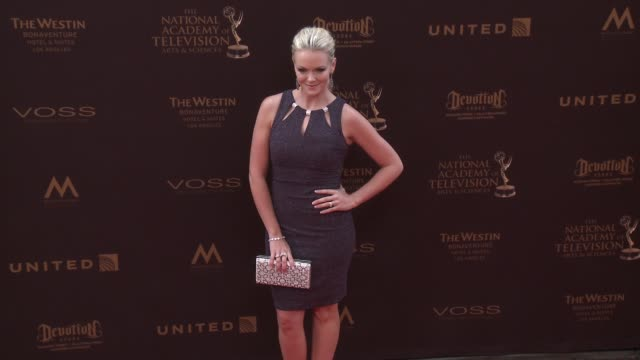 Martha Madison at the 43rd Annual Daytime Creative Arts Emmy Awards at Westin Bonaventure Hotel on April 29 2016 in Los Angeles California