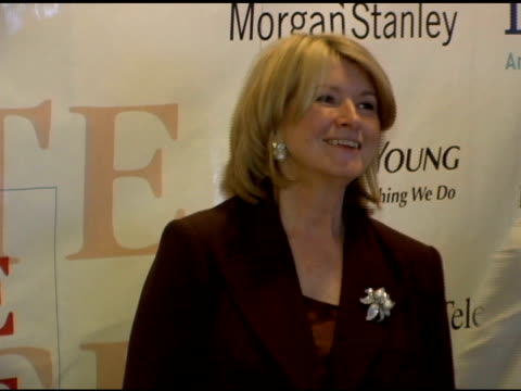 martha stewart and susan lynn ceo martha living at the white house projects 2006 epic awards honoring outstanding efforts to promote images of... - martha stewart stock videos & royalty-free footage