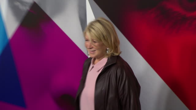 "martha stewart at ""a simple favor"" new york premiere at moma on september 10, 2018 in new york city. - martha stewart stock videos & royalty-free footage"