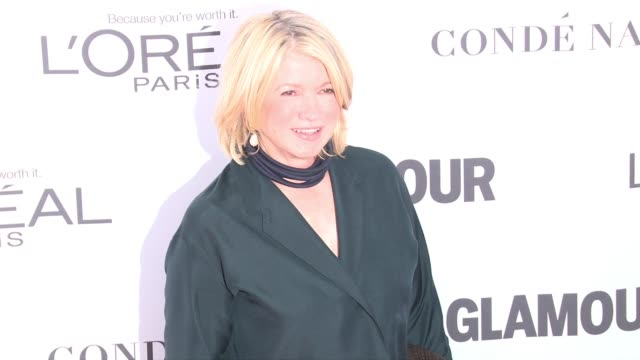 martha stewart at glamour's 2017 women of the year on november 13, 2017 in new york city. - martha stewart stock videos & royalty-free footage