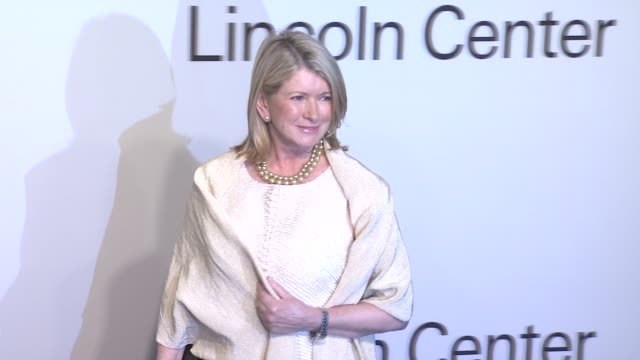 martha stewart at the lincoln center presents: an evening with ralph lauren hosted by oprah winfrey at new york ny. - martha stewart stock videos & royalty-free footage