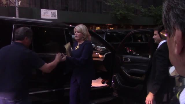 martha stewart spotted outside bethesda terrace in new york at celebrity sightings in new york on september 07, 2018 in new york city. - martha stewart stock videos & royalty-free footage