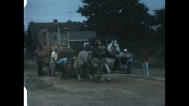 Martha's Vineyard Agricultural Society Fair featuring Draft Horse pulling