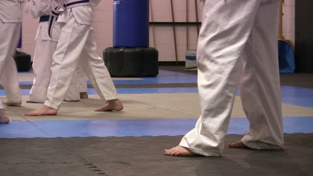 KARATE KIDS. Martial art training school. Boys & girls.