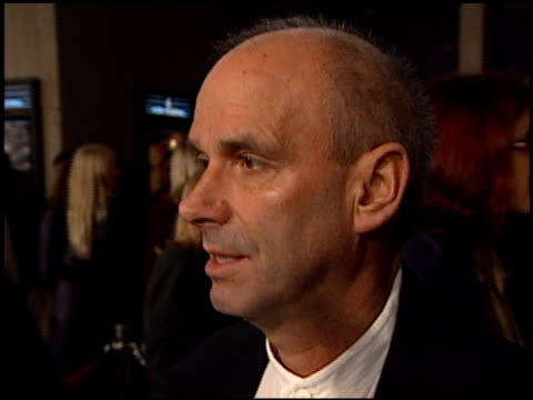 martin campbell at the 'vertical limit' premiere on december 3 2000 - martin campbell stock videos and b-roll footage