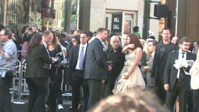 martin campbell sol e romero at green lantern premiere in hollywood - martin campbell stock videos and b-roll footage
