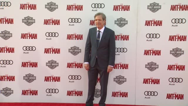 Martin Donovan at The World Premiere of Marvel's AntMan at Dolby Theatre on June 29 2015 in Hollywood California