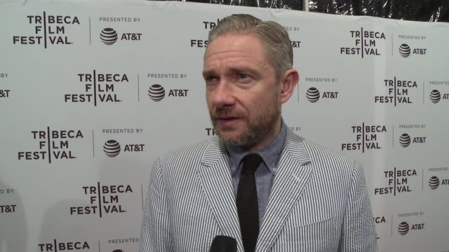 interview – martin freeman on what he found most interesting about the script and his character what it was like working in australia with its... - martin freeman stock videos and b-roll footage