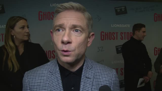 martin freeman paul whitehouse andy nyman at vue west end on march 27 2018 in london england - martin freeman stock videos and b-roll footage