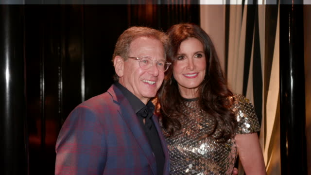 martin katz kelly fisher katz at kelly fisher katz martin katz host private dinner for the kennedy center's national committee for the performing... - performing arts center stock videos & royalty-free footage