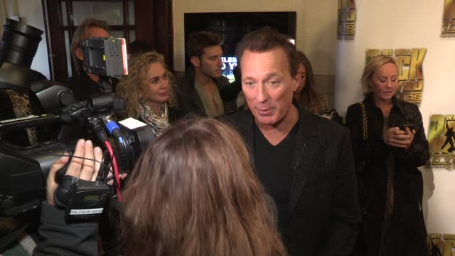 martin kemp at we will rock you - 10 year anniversary celebration at dominion theatre on may 14, 2012 in london, england - the dominion theatre stock videos & royalty-free footage