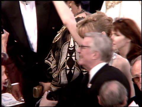 Martin Landau at the 1995 Academy Awards Arrivals at the Shrine Auditorium in Los Angeles California on March 27 1995
