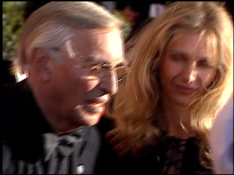 Martin Landau at the 2002 Screen Actors Guild SAG Awards at the Shrine Auditorium in Los Angeles California on March 10 2002