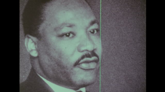 martin luther king advocates for help for the poor and unemployed - martin luther king stock videos and b-roll footage