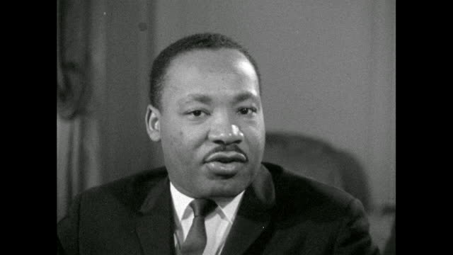 martin luther king explains his the title of his book why we can't wait and the affect he feels it will have on the black community1964 - leadership stock videos & royalty-free footage
