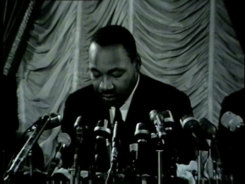 martin luther king jr. and other civil rights leaders led several marches and demonstrations in chicago during the summer of 1966, known as the... - 1966 stock videos & royalty-free footage