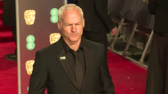 Martin McDonagh at Royal Albert Hall on February 18 2018 in London England