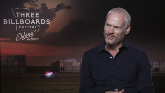 INTERVIEW Martin McDonagh on Frances McDormand performance at 'Three Billboards Outside Ebbing Missouri' Interviews 74th Venice International Film...