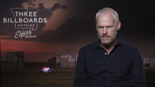 INTERVIEW Martin McDonagh on making dark comedies at 'Three Billboards Outside Ebbing Missouri' Interviews 74th Venice International Film Festival at...