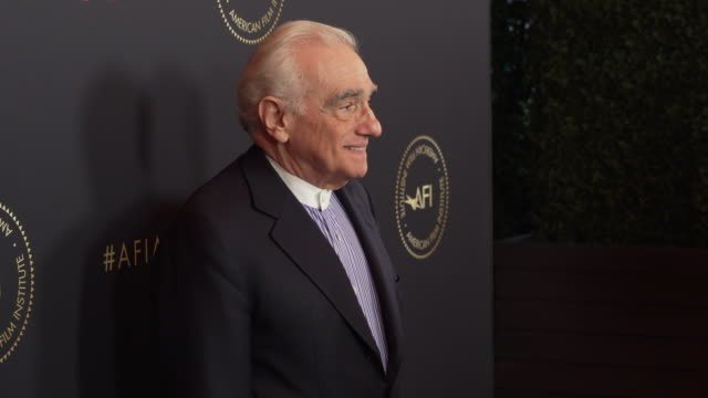 martin scorsese at four seasons hotel los angeles at beverly hills on january 03, 2020 in los angeles, california. - martin scorsese stock videos & royalty-free footage