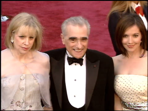 martin scorsese at the 2005 academy awards at the kodak theatre in hollywood, california on february 27, 2005. - martin scorsese stock videos & royalty-free footage